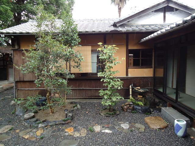 KYOTO B&B Traditional house Room椿
