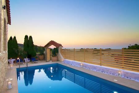 Villa Elena, a luxury touch! - Rethymno