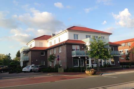 Elegante Wohnung mit großem Balkon - Dinklage - Wohnung