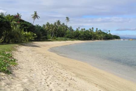 Absolute Beachfront Villa - Fiji - Vuda - Villa