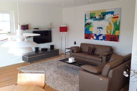 Elegante Wohnung mit großem Balkon - Dinklage - Appartement