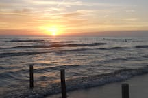 Enjoy evening sunsets at Sauble Beach 10+ minutes away.