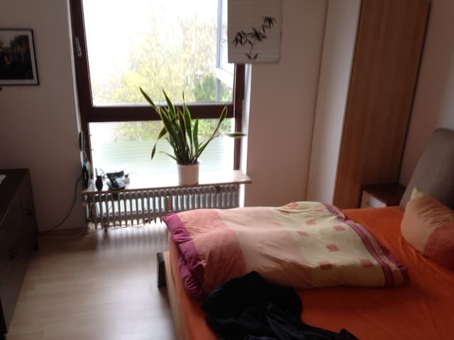 Nice Room for Two near Blankenese - Hamburg