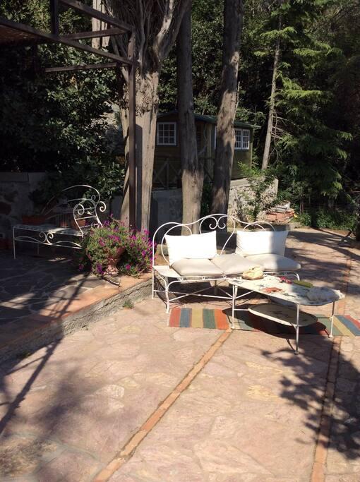 patio e giardino