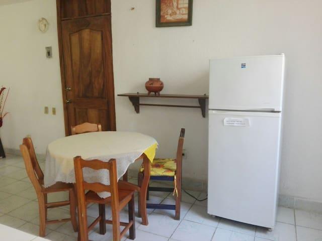 Departamento en Bahías de Huatulco - Crucecita - Квартира