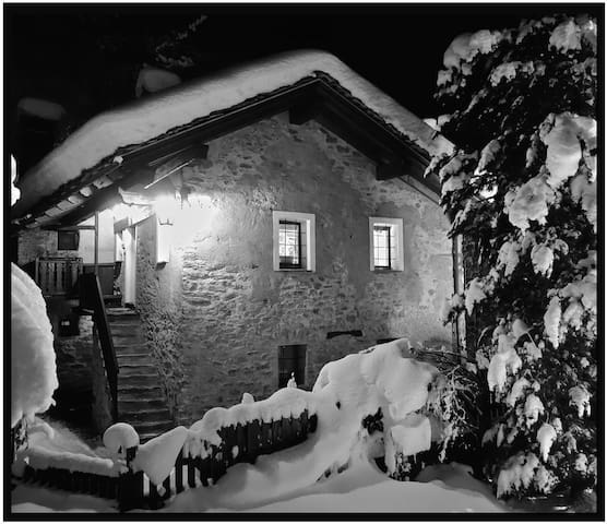 Chalet caratteristico