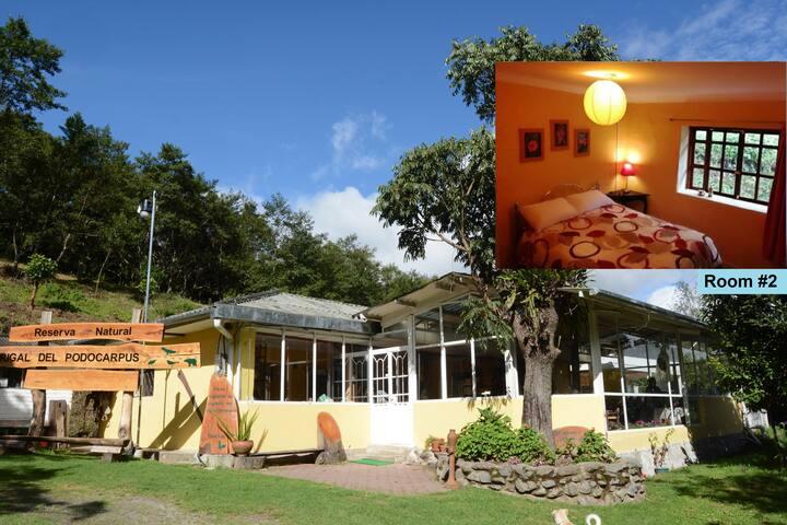 Reserva Madrigal del Podocarpus - Room #2