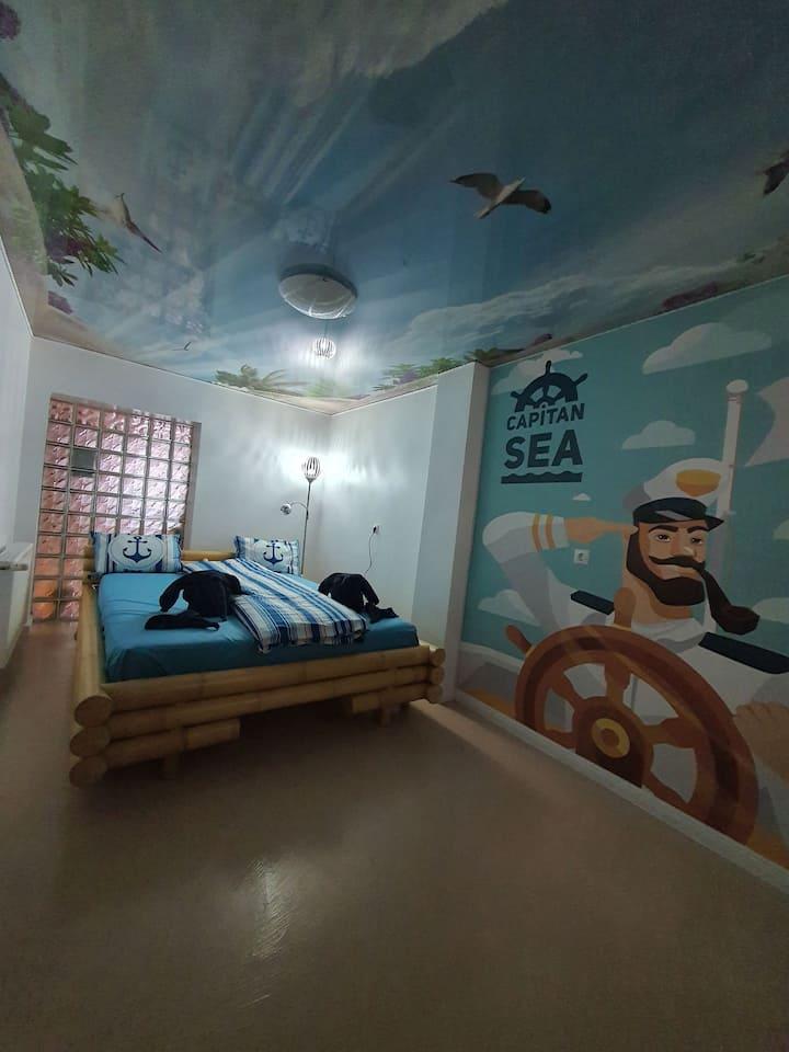Camera in regim hotelier Camera Capitanului