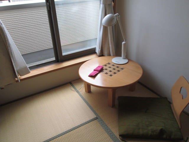 Japanese style tatami room - Setagaya - Casa