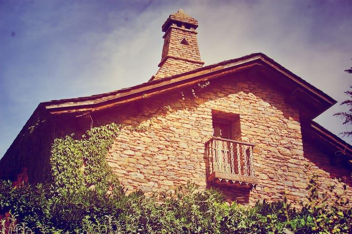 Un chalet de montaña muy especial  - Sort - Casa