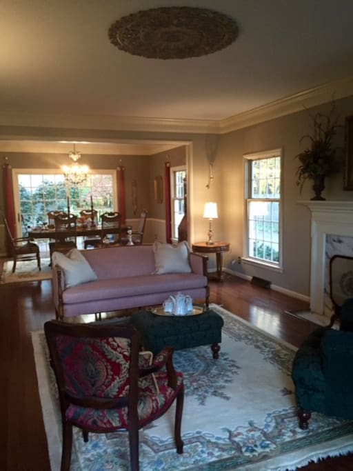 Living Room~