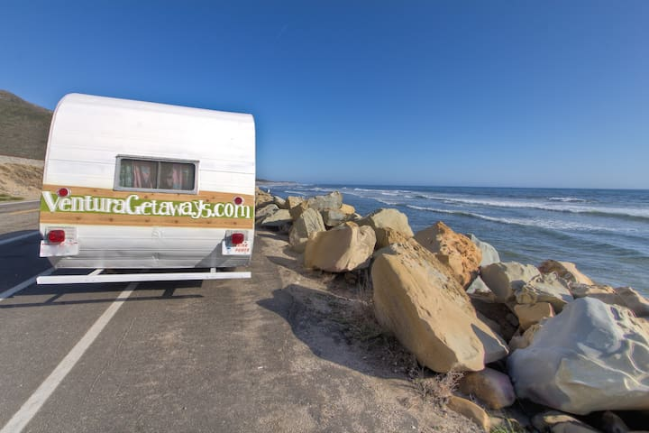 Go Glamping!! Sleep deep by the Ocean! - Ventura