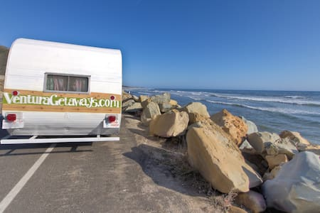 Go Glamping!  Cozy camping is awesome @ the beach! - Ventura