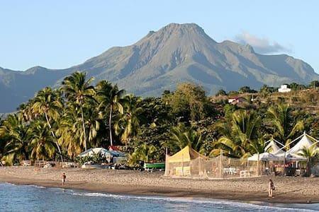 Petit Trésor Martinique -Le Cabanon - Le Carbet