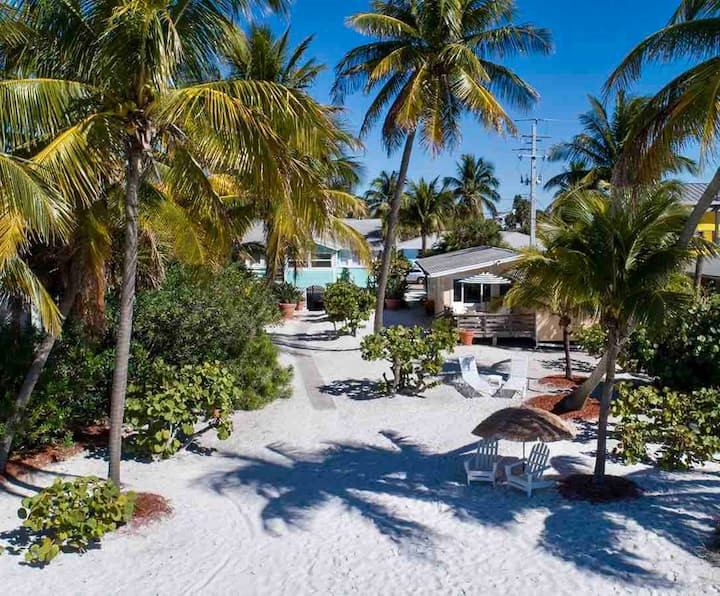 Private Coastal Compound; Two Cottages sleeps 8-12