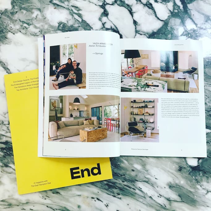 Featured in Issue 2 of End Magazine