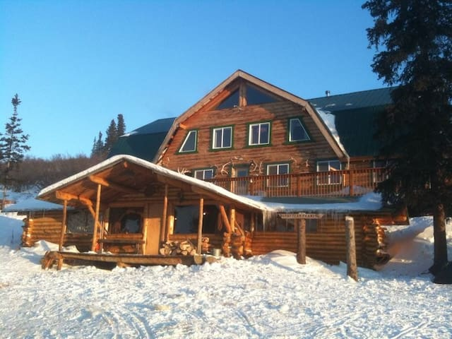 Alpine Creek Lodge - Cantwell - Bed & Breakfast