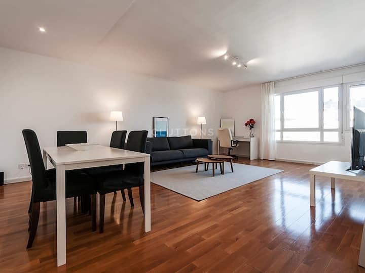 2 Bedroom Apartment in Lisbon's Best Neighbourhood