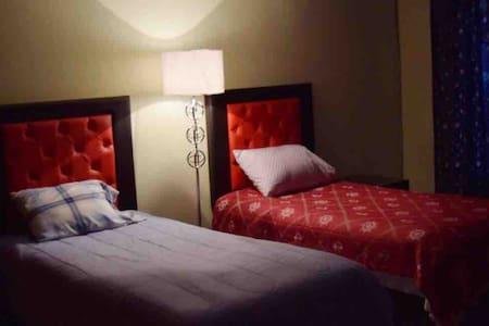 Tu cómoda habitación en Metepec.