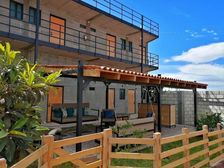 Antares Loft7, Hacienda Atongo y Viborillas