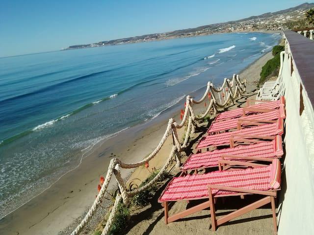 OUR PRIVET BEACH
