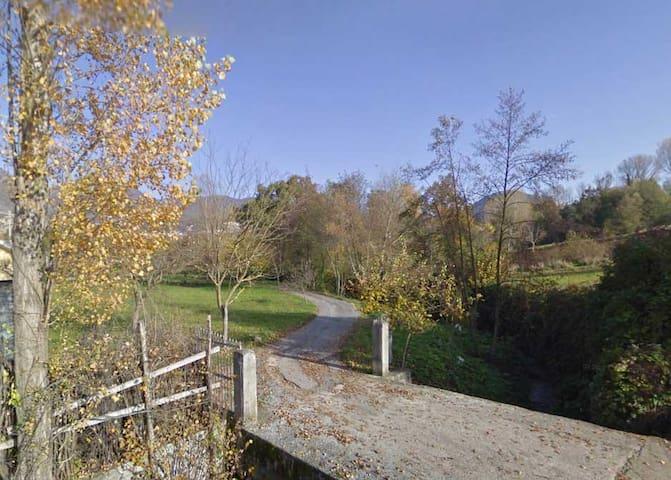 Monolocale in campagna, nel verde. - Montesano Scalo - Dom