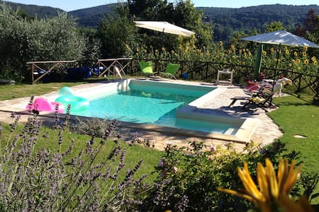 Country House with private pool - Amelia - Villa