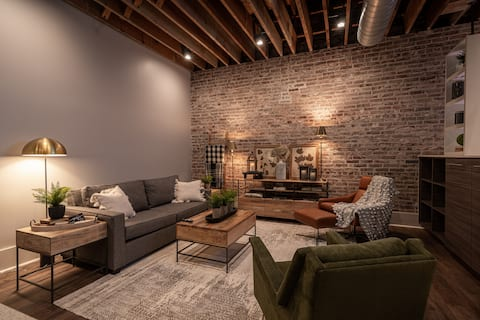 Downtown Fort Smith Loft