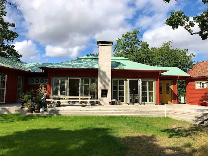 Wonderful house close to Kalmar