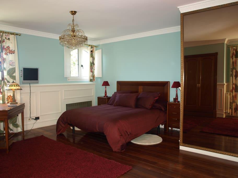 Lasaileku un sitio con encanto suit chambres d 39 h tes for Chambre d hote pays basque