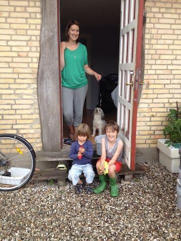 Hanebjerggårds B&B - Lejligheden - Vordingborg