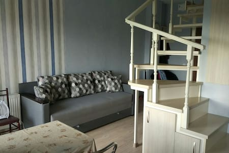 Cute two levels apartment close to city center! - Odesa - Departamento