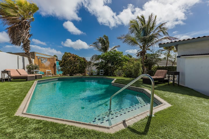 Mónaco Vacation House Aruba 1 bedroom /1 Bathroom
