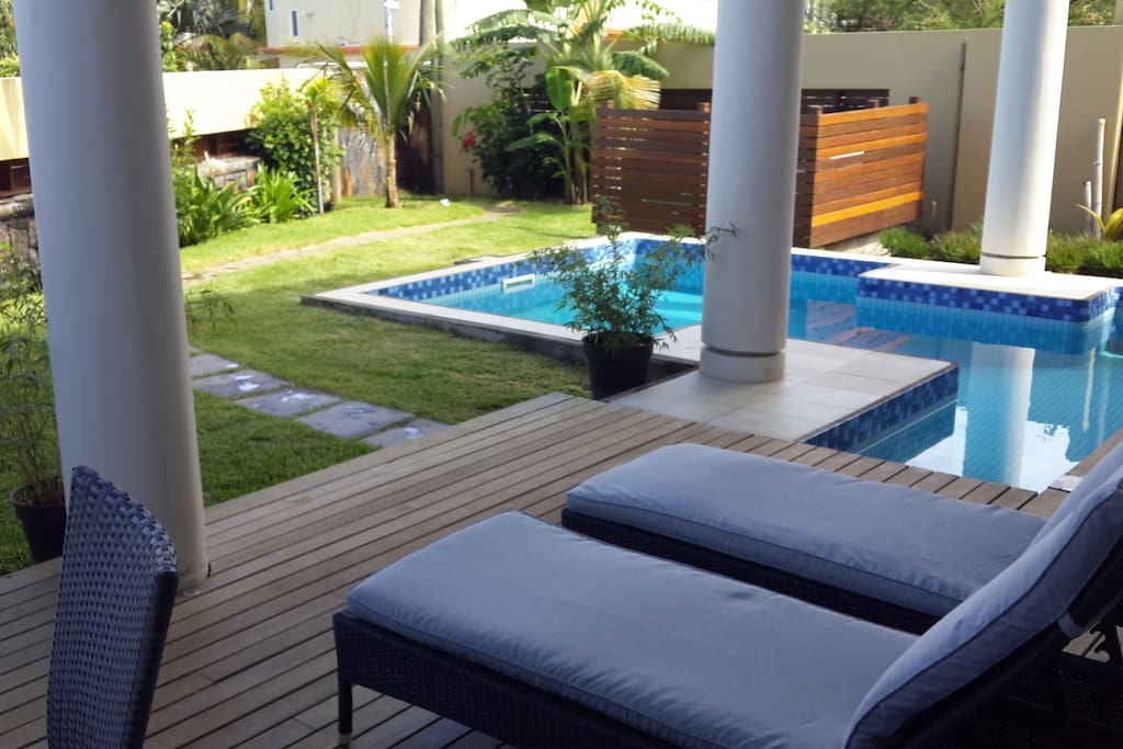 Relax on your terrace