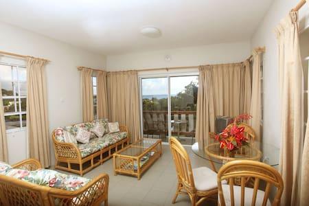One Bedroom with amazing views - Calliaqua