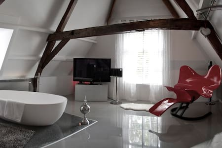PARADISE SUITE: ESCAPE INTO LUXERY  - Veere - Loft