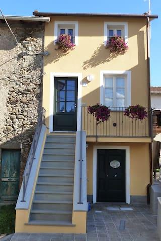 Casa Vacanze Litàn  Pian di Barca.