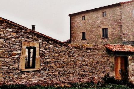 Casa rural sostenible del SigloXVII - House