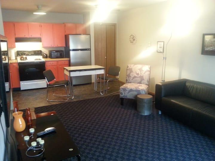 Retro Modern Reburbished Apartment
