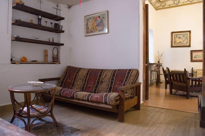 Entire Apartment near US embassy - Ciudad de México - Huoneisto