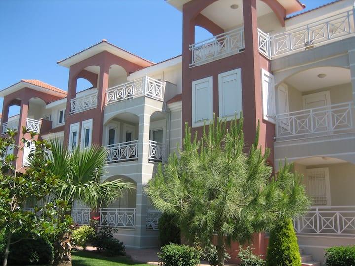 Zeer luxe Penthouse in Side Manavgat, Turkije