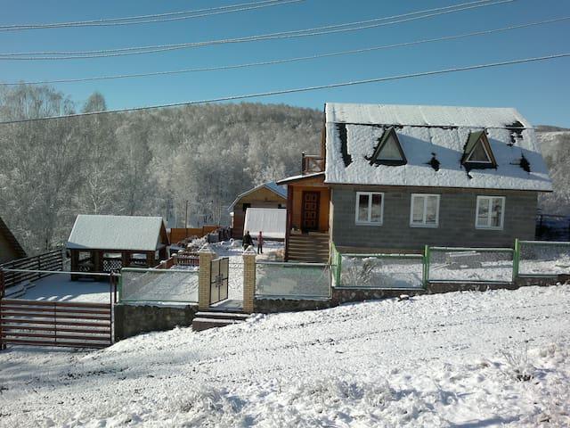 Прекрасный дом на горе - Abzakovo, Beloretsky District, Republic of Bashkortostan - House