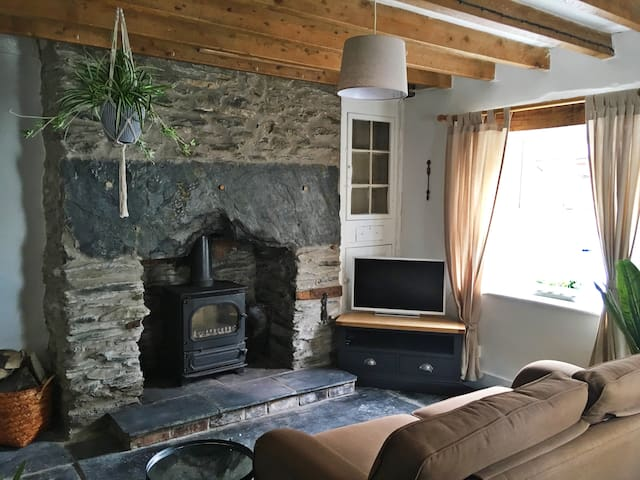 Traditional Welsh cottage child and pet friendly