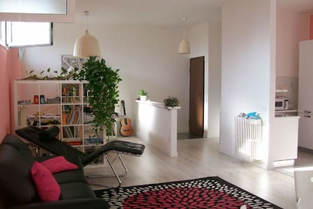 Nice Room in a courthouse apartment - Parabiago - Huoneisto