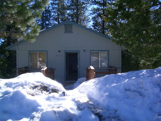 Dodge Ridge Ski Cabin - Cold Springs - House