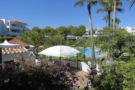 Sunny Apartment Miraflores A, Mijas - Mijas