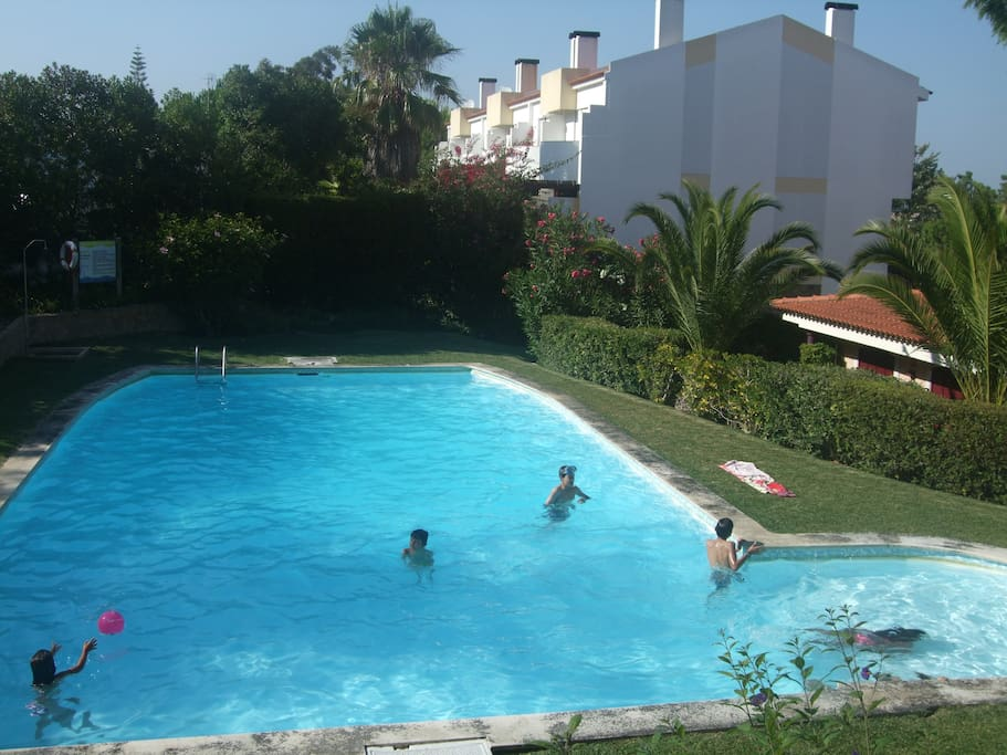 Piscina privada - Private Pool