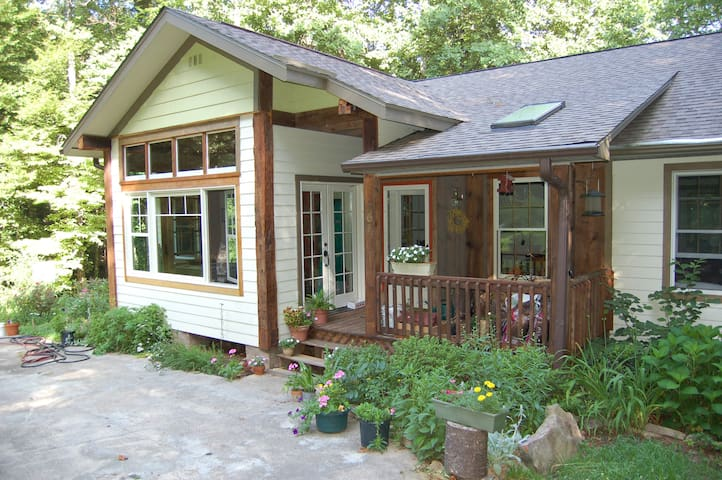 Brevard Mountain Getaway - Pisgah Forest - Casa