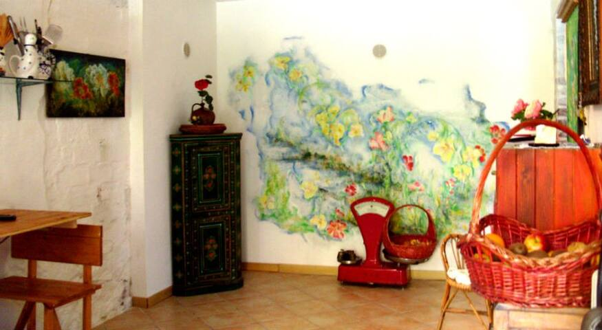 Rooms for rent  - Ripe San Ginesio - Dom