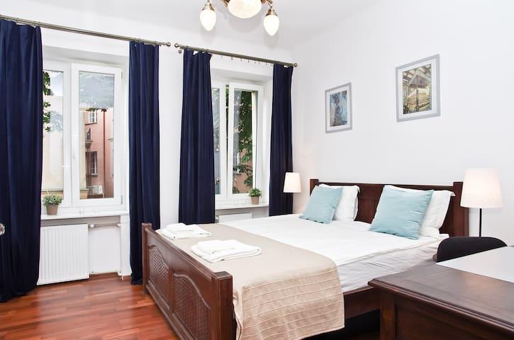 HOME2 - NEW! ACE LOCATION 2 ROOMS - Varsóvia - Apartamento